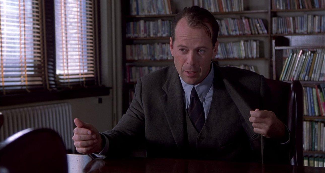 Bruce Willis in The Sixth Sense (1999)