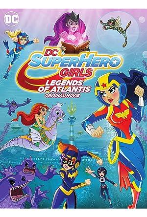 DC Super Hero Girls: Lendas de Atlântida Dublado Online