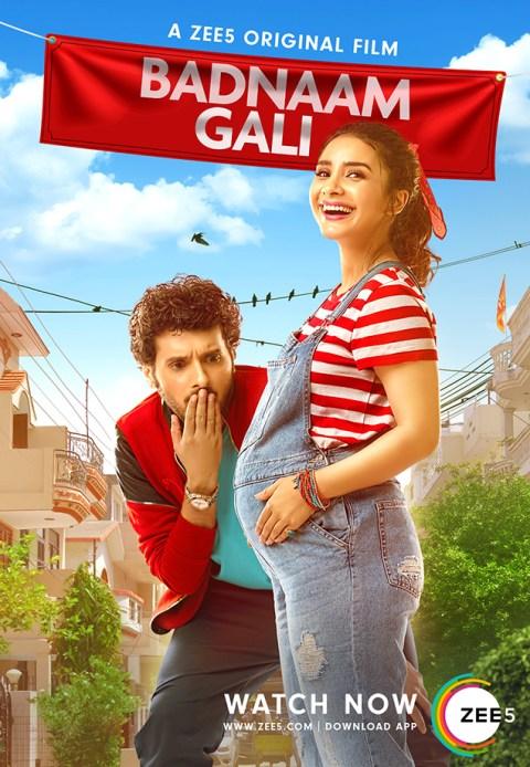 download Badnaam Gali (2019) Full Movie In Hindi Bluray 480p | 720p
