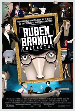 Ruben Brandt, O Colecionador Legendado Online