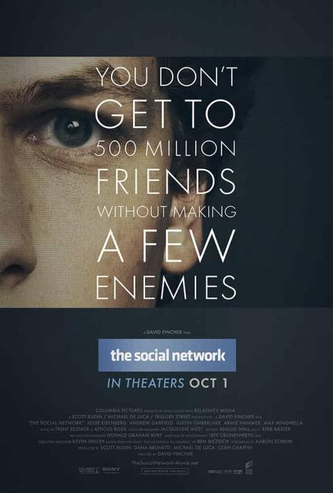 Download The Social Network (2010) Full Movie In Hindi-English (Dual Audio) Bluray 480p [400MB] | 720p [850MB] | 1080p [1.6GB]