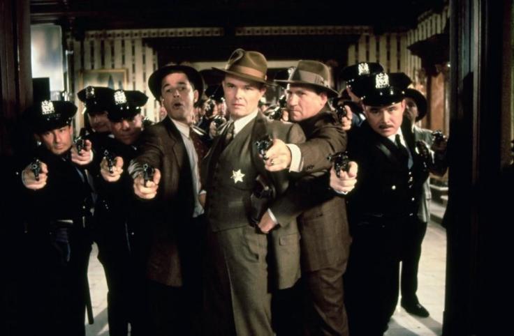 Kurtwood Smith, Art LaFleur, Robert Lesser, and Stan Rodarte in Oscar (1991)
