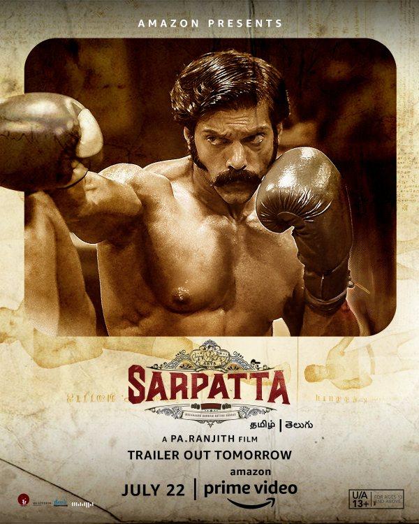 Sarpatta Parambarai (2021) - Photo Gallery - IMDb
