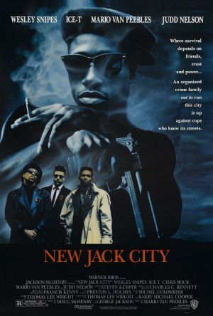 New Jack City – A Gangue Brutal Dublado Online