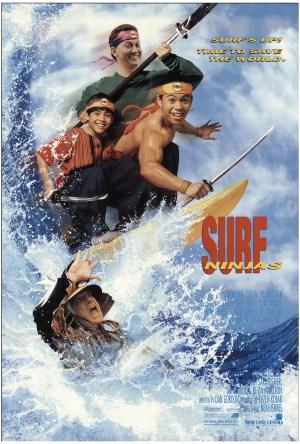Surfistas Ninjas Dublado Online