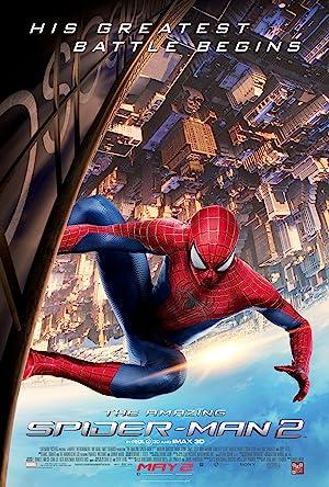 Download The Amazing Spider-Man 2 Movie (2014) Dual Audio (Hindi-English) 720p