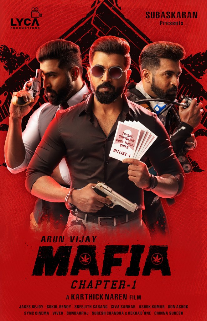 Mafia: Chapter 1 2020 Hindi ORG Dual Audio 480p | 720p UNCUT HDRip 392MB | 1.2GB Download