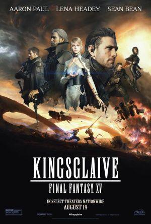 Kingsglaive: Final Fantasy XV Legendado Online