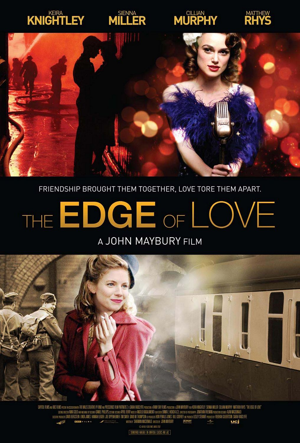 The Edge Of Love 2008 Imdb