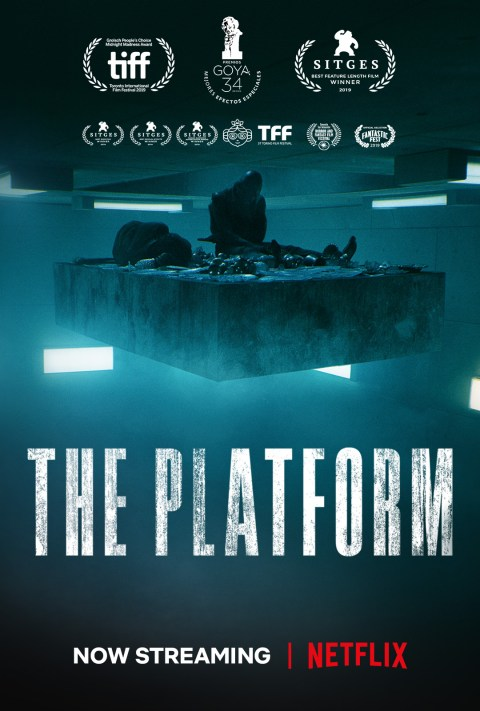 Download The Platform (2019) Hindi Dubbed (Hindi Fan Dubbed) 480p | 720p