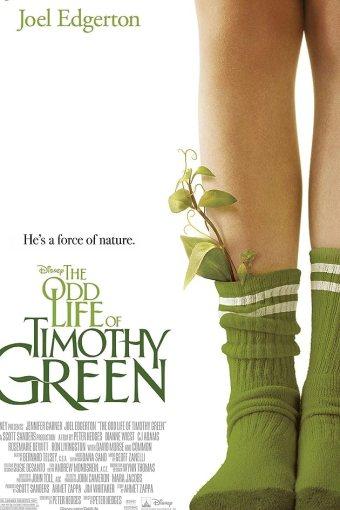 A Estranha Vida de Timothy Green Dublado Online