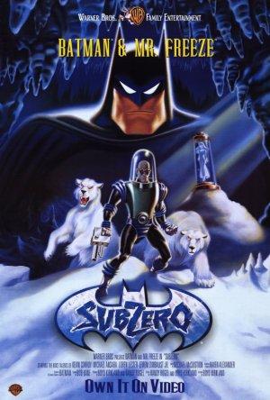 Batman & Mr. Freeze: Abaixo de Zero Dublado Online