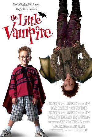 O Pequeno Vampiro Dublado Online