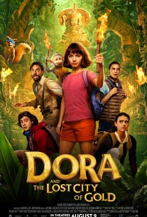 Dora e a Cidade Perdida Legendado Online