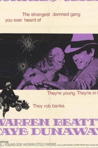 Bonnie e Clyde – Uma Rajada de Balas Dublado Online
