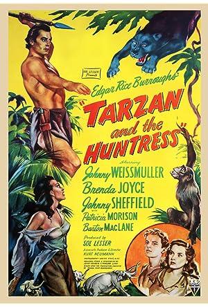 Tarzan E A Caçadora Dublado Online