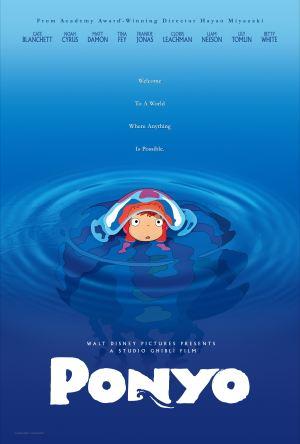 Ponyo - Uma Amizade que Veio do Mar Dublado Online