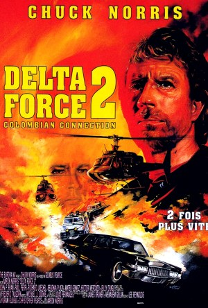 Comando Delta 2 - Conexão Colômbia Dublado Online