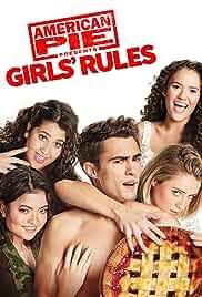 American Pie Presents: Girls Rules (2020) English 720p HEVC HDRip Full Hollywood Movie x265 AAC ESubs [500MB]