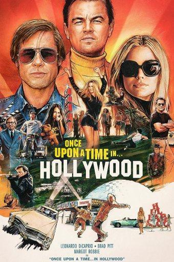 Era uma vez em Hollywood Legendado Online