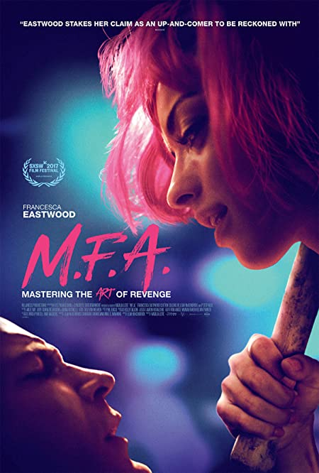 M.F.A. (2017) English Blu-Ray - 480P | 720P - x264 - 200MB | 650MB - Download & Watch Online  Movie Poster - mlsbd