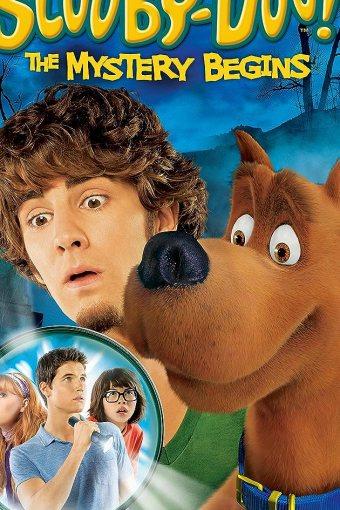 Scooby-Doo! – O Misterio Começa Dublado Online