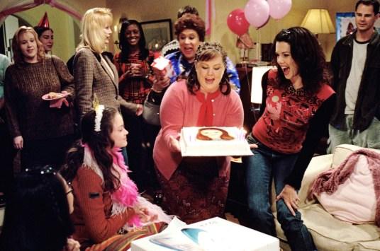 Rory's Birthday Parties (2000)