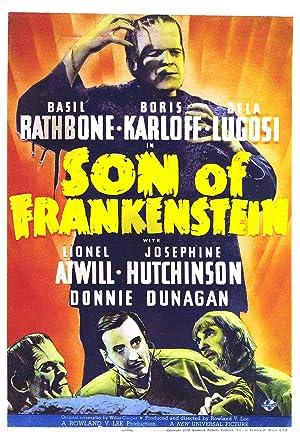 O Filho De Frankenstein Dublado Online