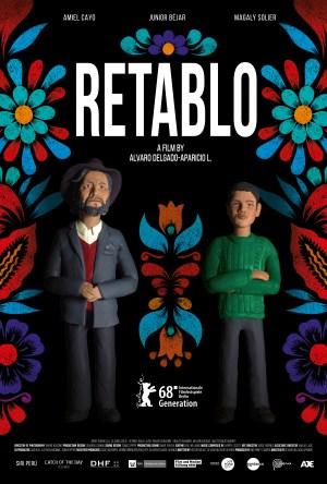 Retablo Legendado Online