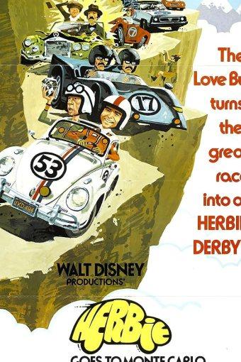 Herbie: Um Fusca em Monte Carlo Dublado Online