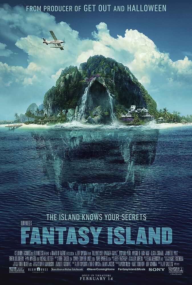 Download Fantasy Island (1991) Hindi Dubbed Full Movie 720p [950MB] | Dual Audio {Hindi English}
