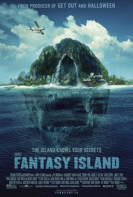[PG-13] Fantasy Island (2020) English WEB-DL - 480P | 720P - x264 - 300MB | 800MB - Download & Watch Online  Movie Poster - mlsbd