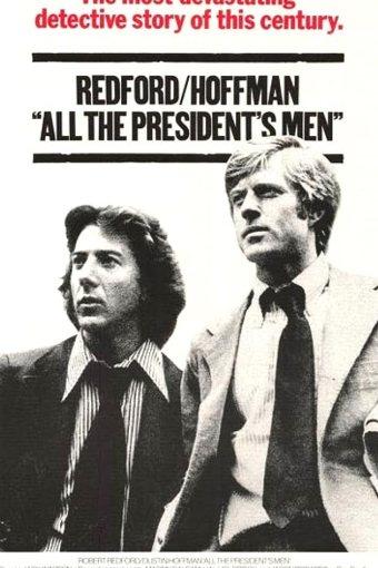 Todos os Homens do Presidente Dublado Online