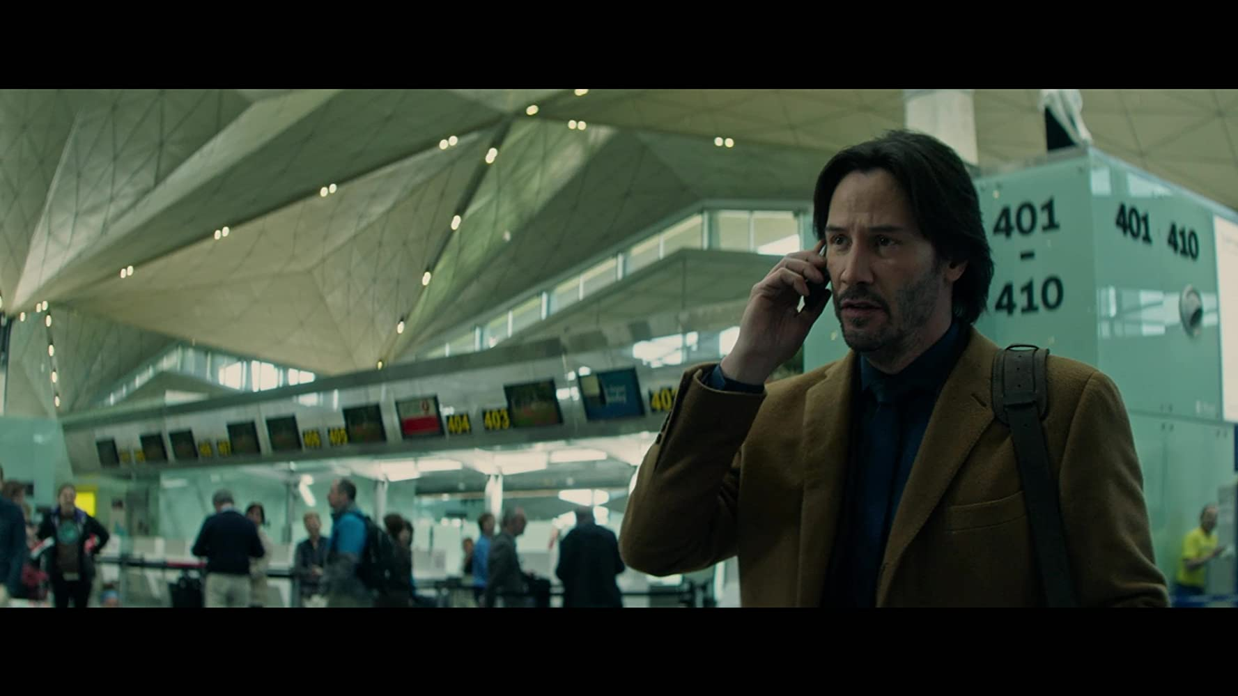 Keanu Reeves in Siberia (2018)