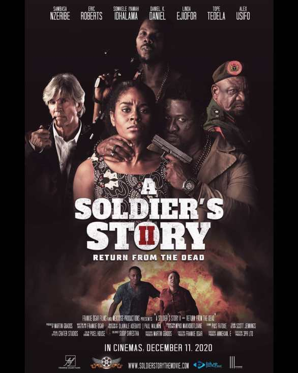 A Soldier's Story 2: Return from the Dead (2020) - IMDb