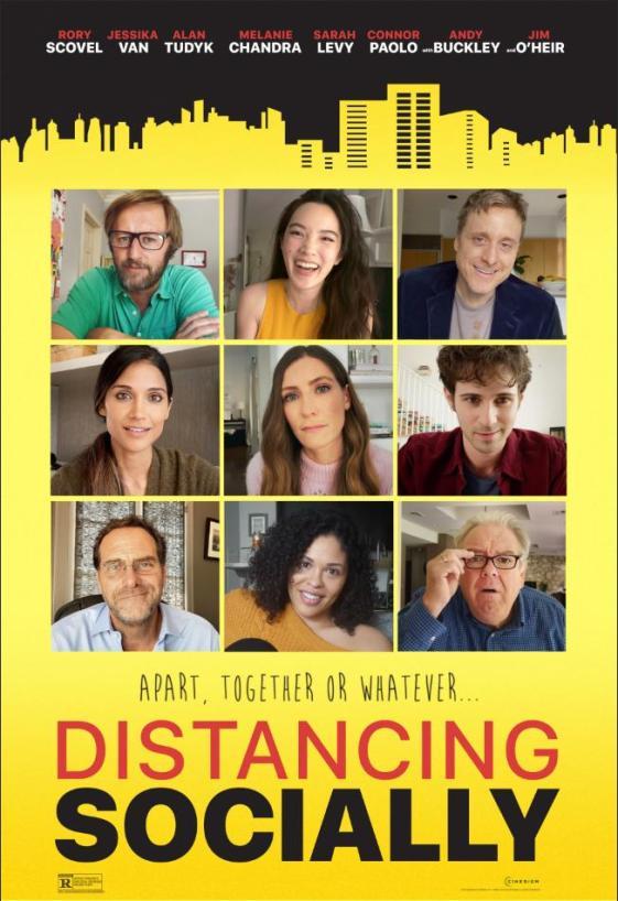 Distancing Socially (2021) - IMDb