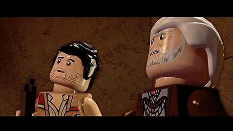 Lego Star Wars The Force Awakens Video Game 2016 Imdb