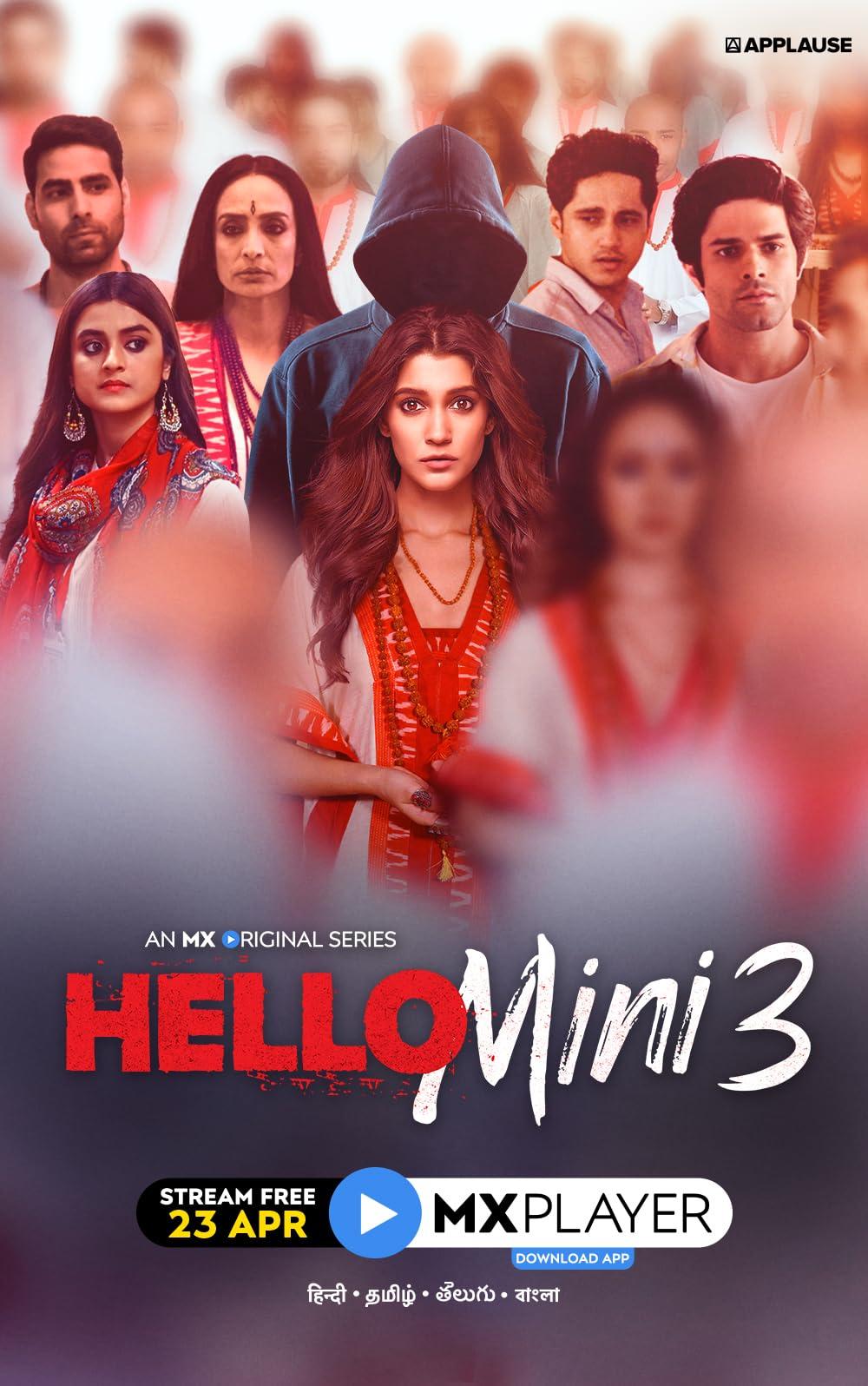 Hello Mini 3 2021 S03 Hindi MX Original Complete Web Series 720p HDRip 805MB | 1.7GB Download