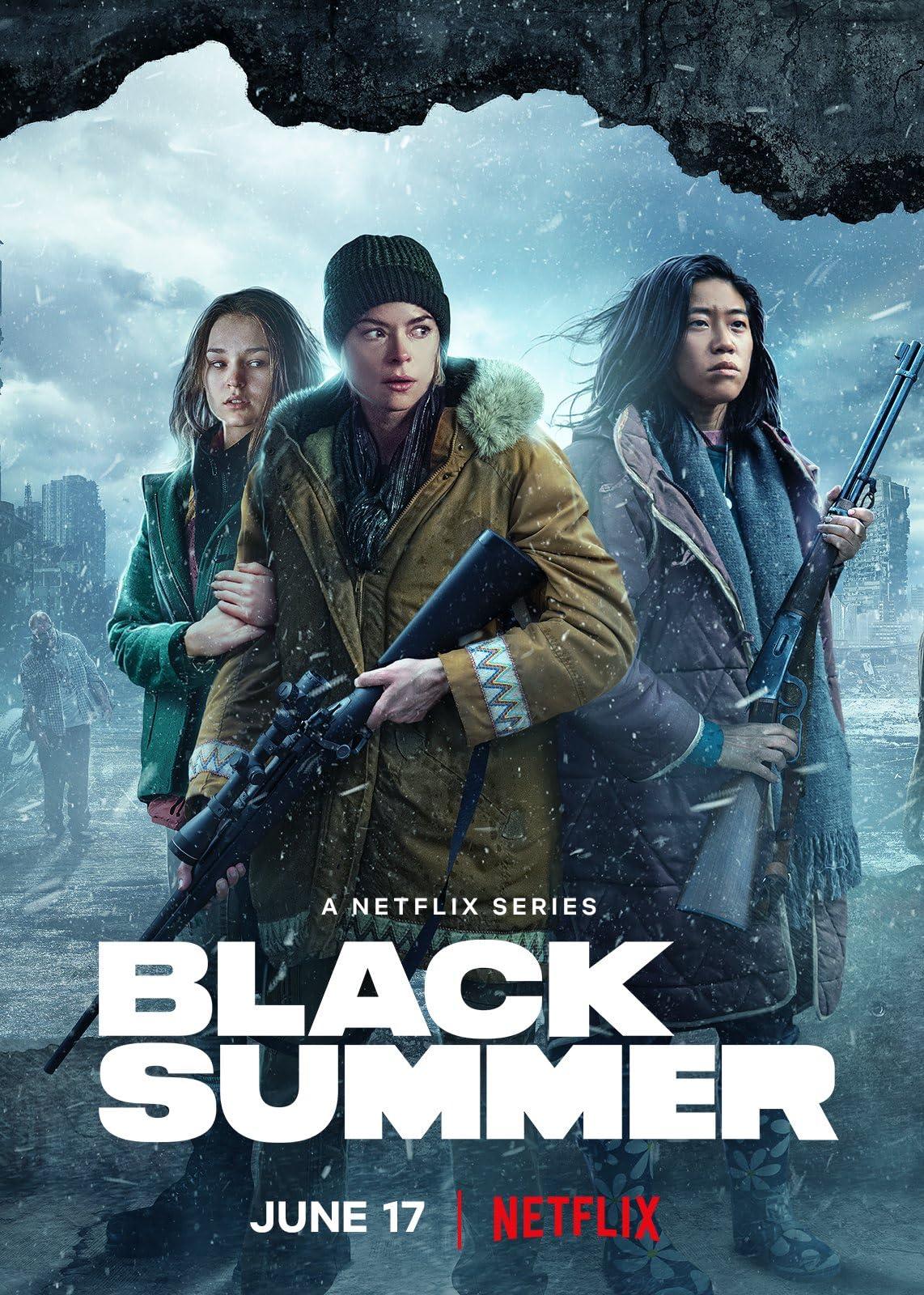 Black Summer S02 2021 Hindi Dubbed Complete Netflix Web Series 720p HDRip 2.4GB | 1.14GB Download