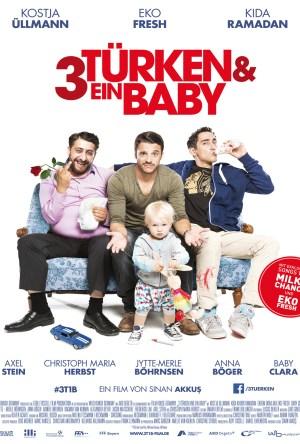 3 Turcos e um Bebê Dublado Online