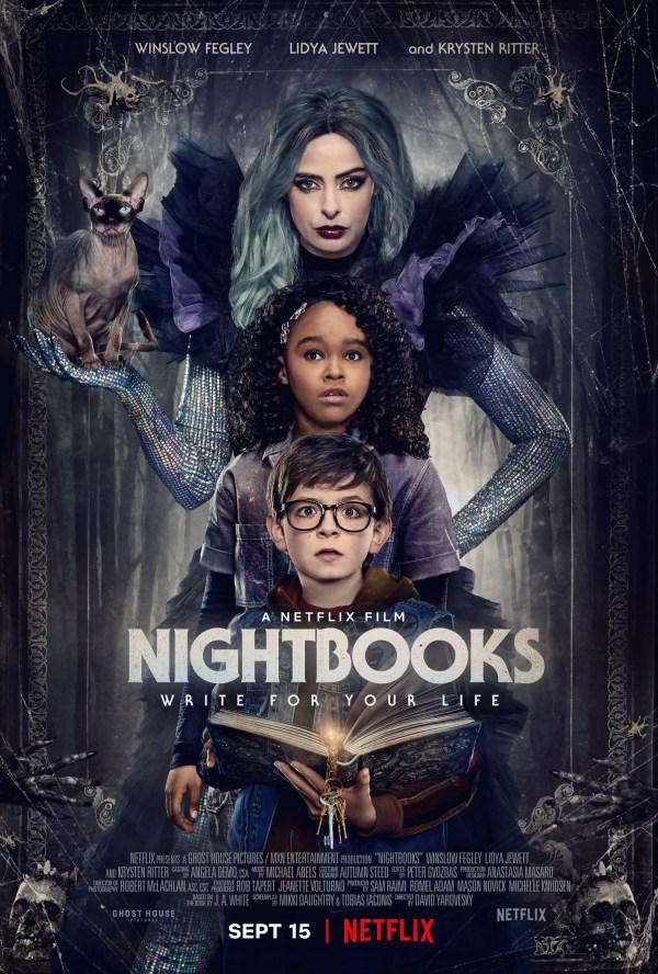 Nightbooks (2021) - IMDb