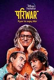 Pariwar (2020) HEVC HDRip Hindi S01 Complete Web Series