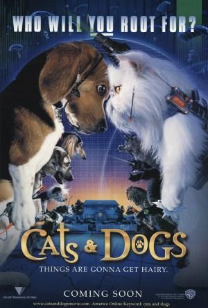 Como Cães e Gatos Dublado Online