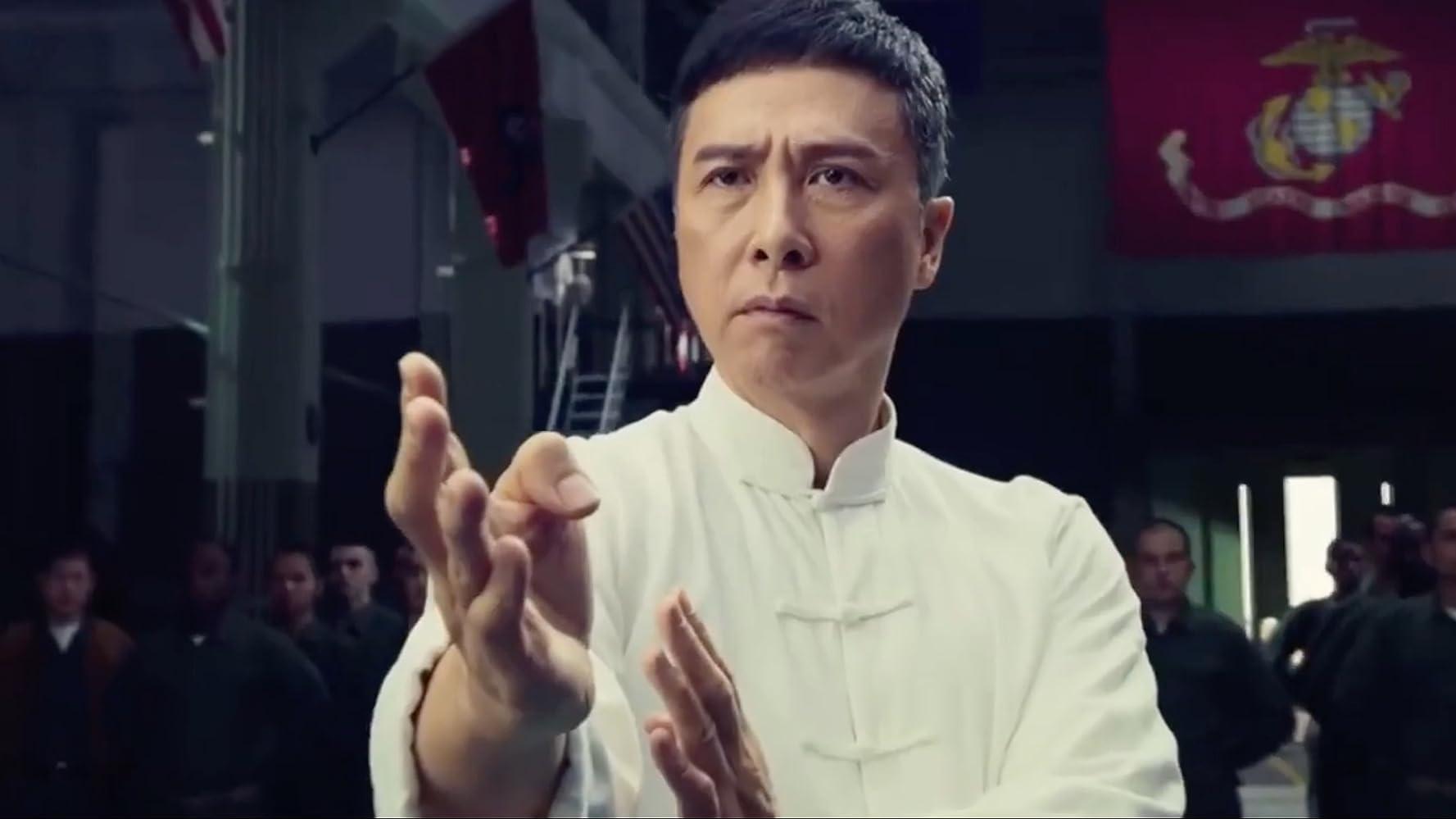 Donnie Yen in Yip Man 4 (2019)