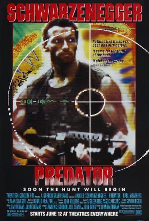 O Predador Dublado Online