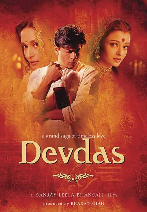 Download Devdas (2002) Hindi Full Movie HDRip 480p [500MB] | 720p [1.5GB] | 1080p [2.4GB]