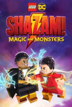 LEGO DC: Shazam – Magia e Monstros Dublado Online