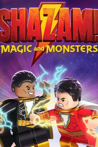 LEGO DC: Shazam – Magia e Monstros Legendado Online