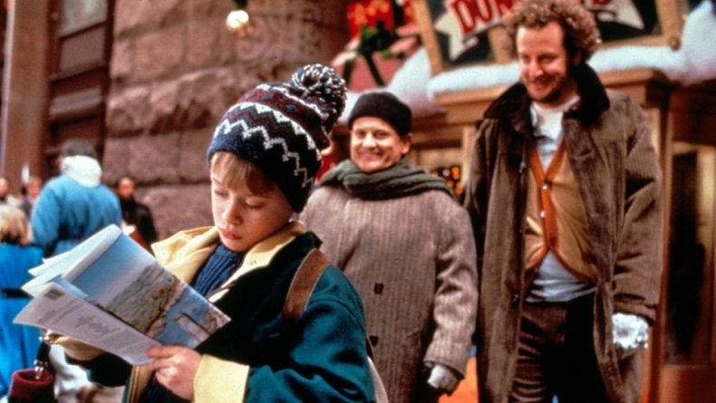 Image result for home alone 2 lost in new york