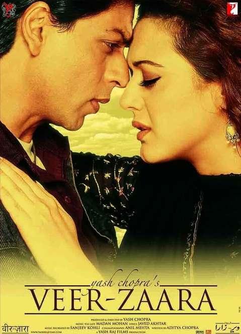 Download Veer Zaara (2004) Hindi Full Movie BluRay 480p | 720p
